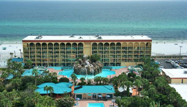 Ramada Plaza Beach Resort In Fort