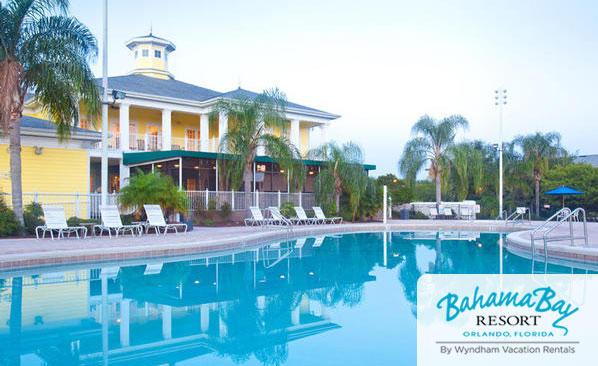 Pool View At Bahama Bay Resort