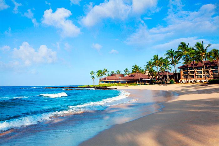 The Beach At Sheraton Kauai Resort